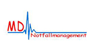 Logo MD-Notfallmanagement Erbach