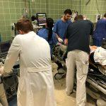 1. Schockraum-Simulationstraining im Ev. Krankenhaus Mülheim an der Ruhr