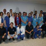 Drittes Schockraum-Simultionstraining im St. Vinzenz-Hospital Dinslaken