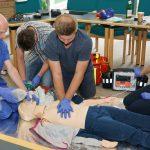 Ausbildung zum MegaCode Trainer im Klinikum Vest