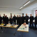 Zweite Fortbildung 2019 für das Rettungsdienstpersonal der Stadt Wesel