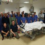 Erstes Schockraum-Simulationstraining im Universitätsklinikum des Saarlandes
