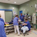 Zweites Schockraum-Simulationstraining im Ev. Krankenhaus Mülheim an der Ruhr