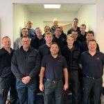 Wieder Fortbildung für das Personal im Rettungsdienst in Wesel