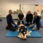 Letzte Fortbildung 2019 für das Personal im Rettungsdienst der Hansestadt Wesel