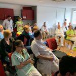 Schockraum-Simulationstraining im Evangelischen Krankenhaus Wesel