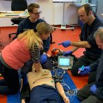 Zum 18. Mal Fortbildung für InfraServ in Oberbayern