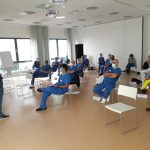 Schockraum-Simulationstraining im St. Vinzenz-Hospital in Dinslaken