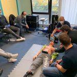 Erstmalig ALS Provider Kurs des ERC im Notarztkurs der Landesärztekammer im Saarland integriert