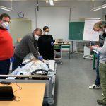 Zweites Mega-Code-Trainer-Seminar im Klinikum Vest Recklinghausen