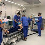 Zum siebten Mal Schockraum-Simulationstraining im Ev. Krankenhaus Oberhausen